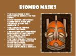 biombo masks