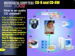 cd r and cd rw54