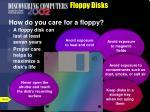 floppy disks22
