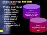 hard disks32