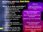 hard disks33