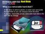 hard disks34