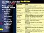 hard disks38