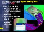 high capacity disks25