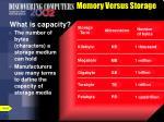 memory versus storage10