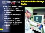 miniature mobile storage media70
