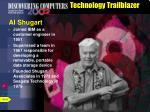 technology trailblazer