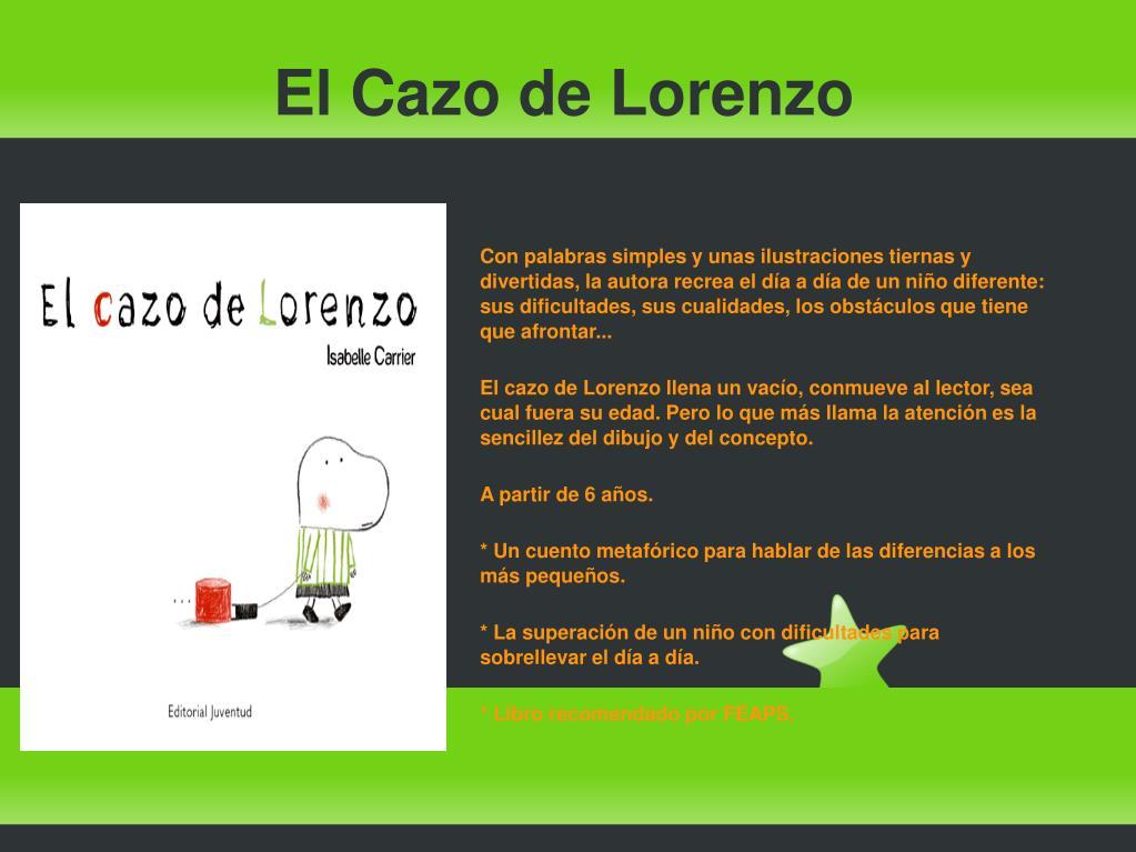 el cazo de lorenzo l.