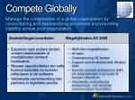 compete globally1