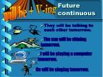 future continuous11