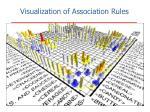 visualization of association rules