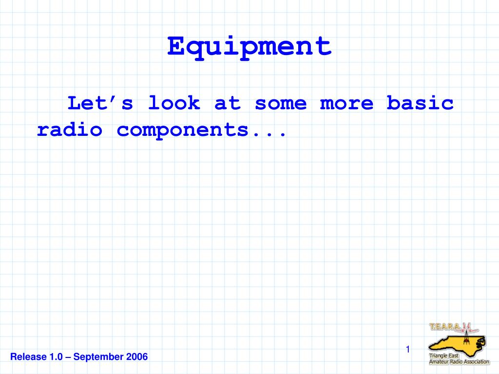equipment l.
