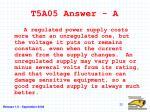 t5a05 answer a