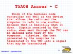 t5a08 answer c