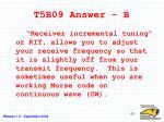 t5b09 answer b