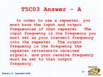 t5c03 answer a