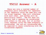 t5c12 answer a