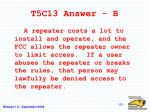 t5c13 answer b