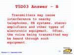 t5d03 answer b