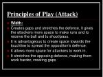 principles of play attack7