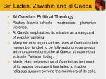 bin laden zawahiri and al qaeda9
