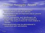 bacterial meningitis review31