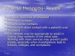 bacterial meningitis review32