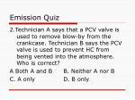 emission quiz62