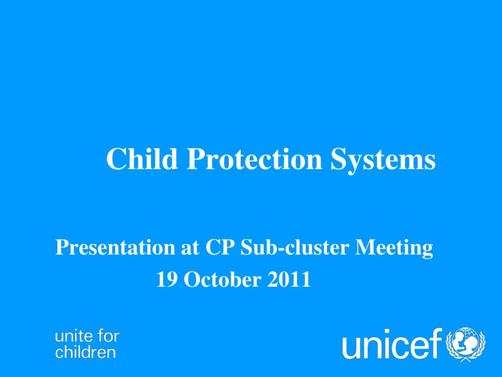 presentation at cp sub cluster meeting 19 october 2011 l.