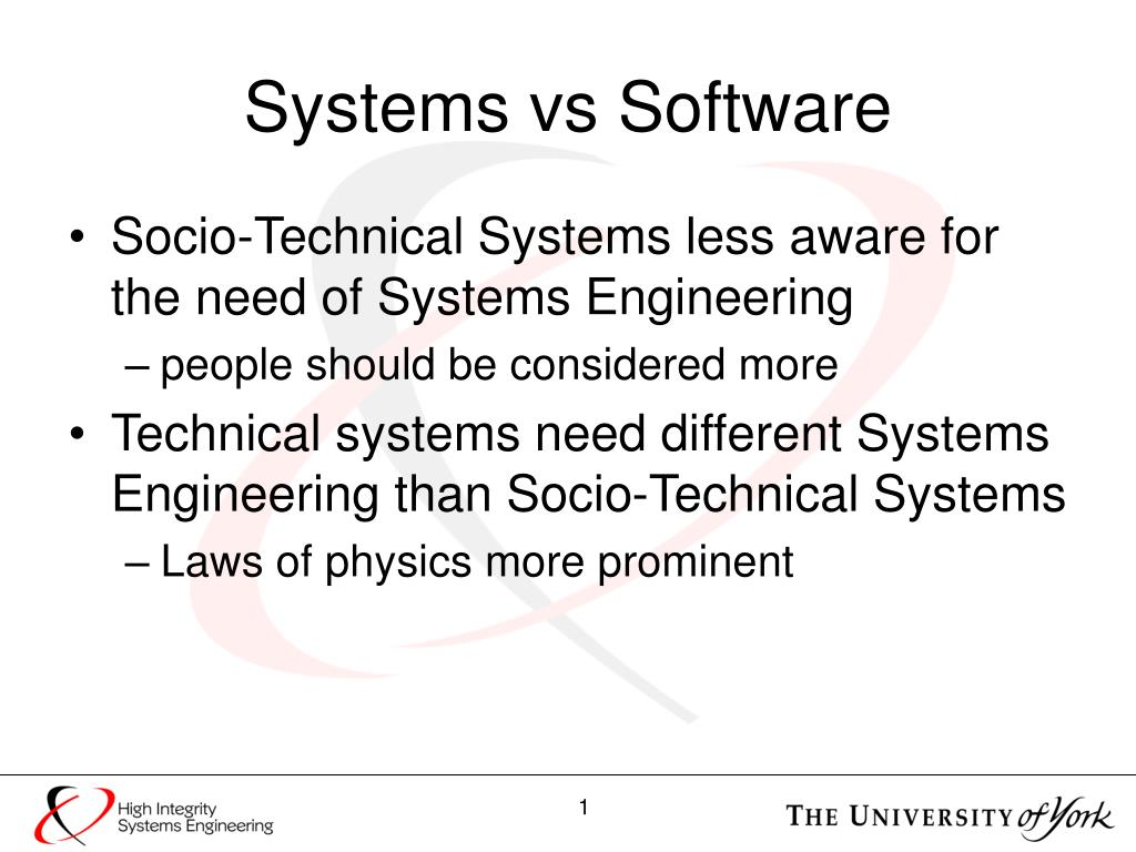 systems vs software l.