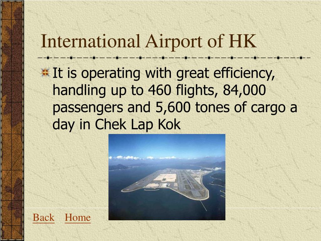 International Airport of HK