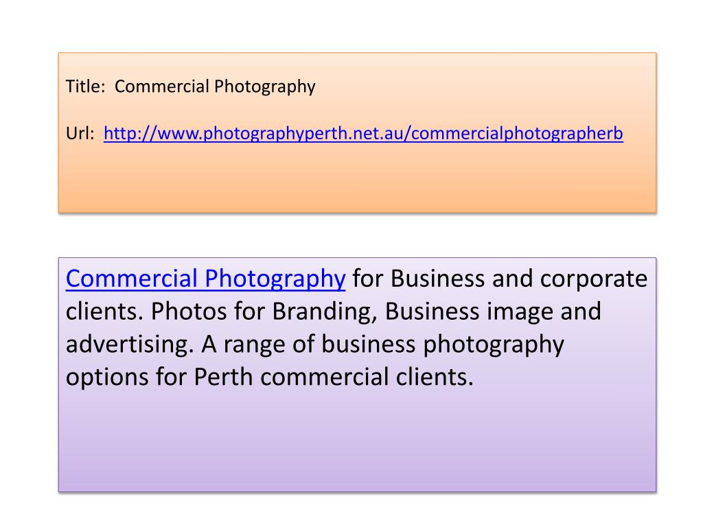 title commercial photography url http www photographyperth net au commercialphotographerb l.
