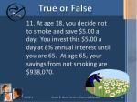 true or false32