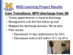 mqs learning project results50