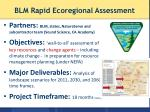 blm rapid ecoregional assessment