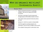 why do organics recycling environmental benefits6