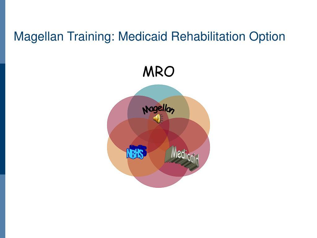 magellan training medicaid rehabilitation option l.