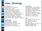 jobs sociology22