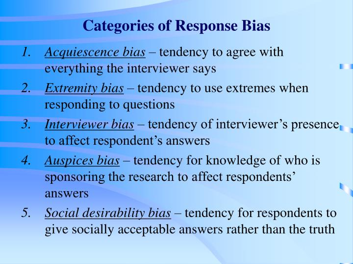 personal bias and departmental bias Personal bias could be your own unresolved issues in regards to abuse for instance, a professor becomes overly vigilant in this area of abuse and neglect in children because as a child, he.