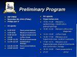 preliminary program12