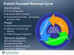 patient focused revenue cycle