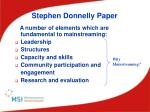 stephen donnelly paper3