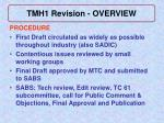 tmh1 revision overview3