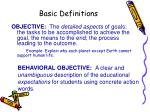 basic definitions52