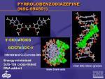 pyrrolobenzodiazepine nsc 694501