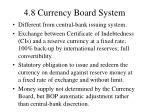 4 8 currency board system