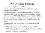 9 3 offshore banking