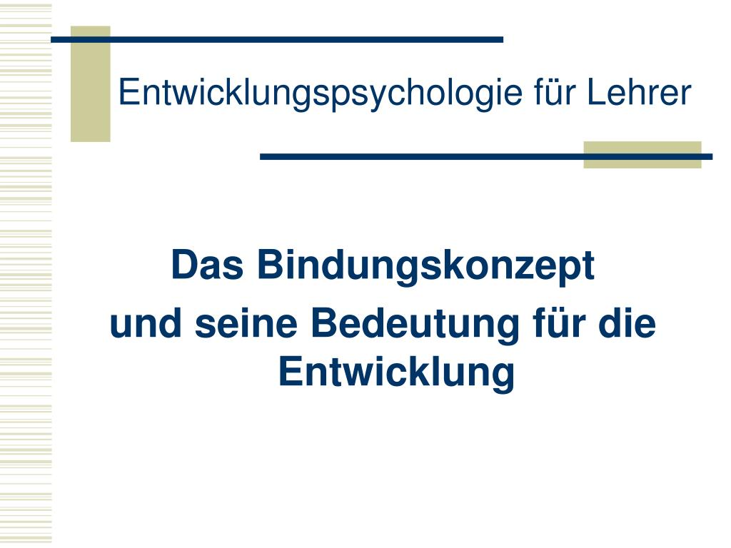 entwicklungspsychologie f r lehrer l.