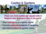 castles gardens