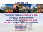 you make it happen we re here to help